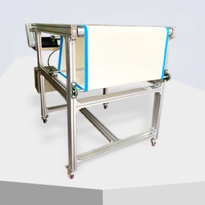 熔喷布输送机-白色网带