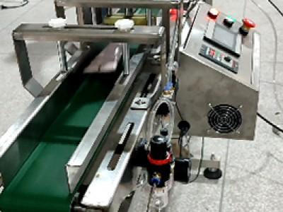 化妆品软管自动化捡漏输送皮带线案例
